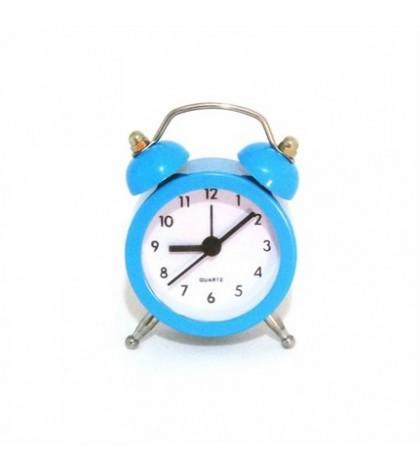 Mini Çalar Saat Mavi