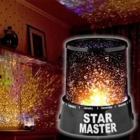 Star Master - Projeksiyonlu Gece Lambası