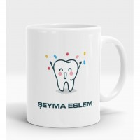 Dentinst Tasarımlı Kupa Bardak