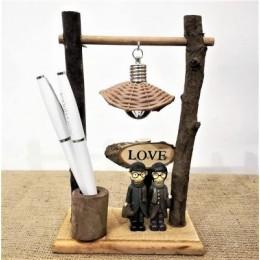 Dilek Tutan Aşıklar Işıklı Sevgili Biblosu