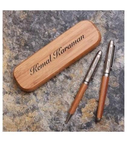 Öğretmenler Gününe Özel İsimli Kalem