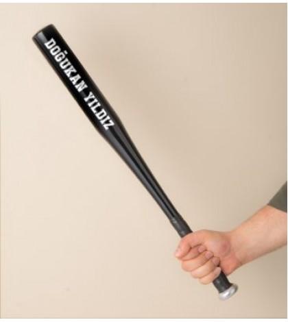 Kişiye Özel Çelik Beyzbol Sopası