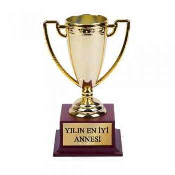 Kişiye Özel Yazılı Ödül Kupası