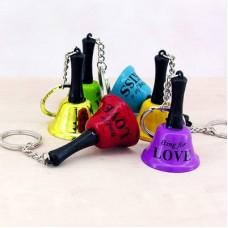 Mini Aşk Zilleri Anahtarlık