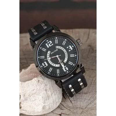 Siyah Kordonlu Saat