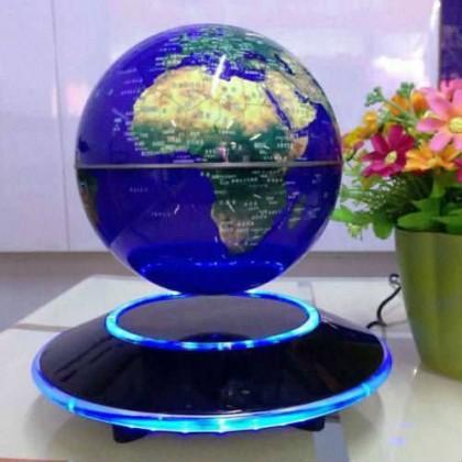 Manyetik Dünya Havada Dönen Sihirli Dünya